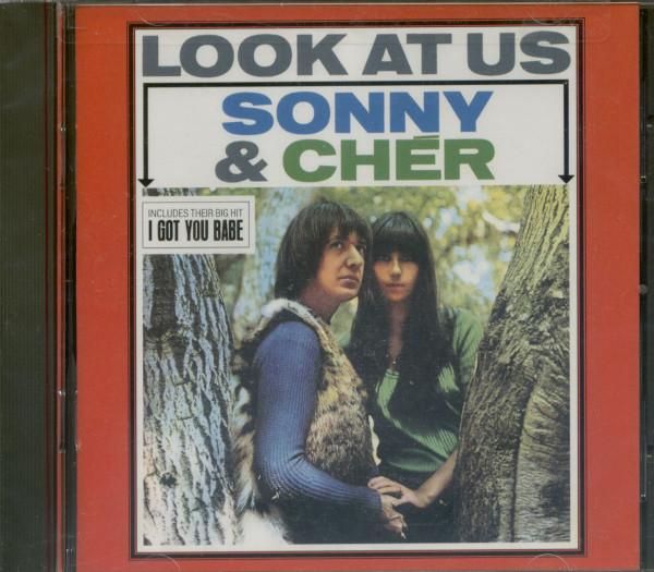 Look At Us (CD)
