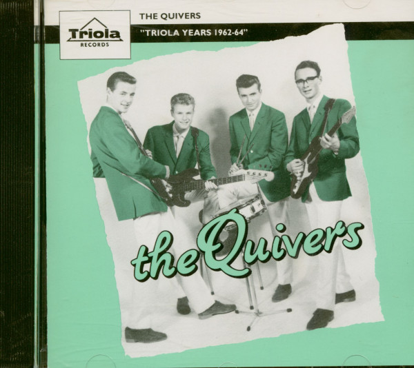 The Quivers (CD)
