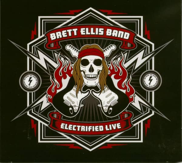 Electrified Live (CD)