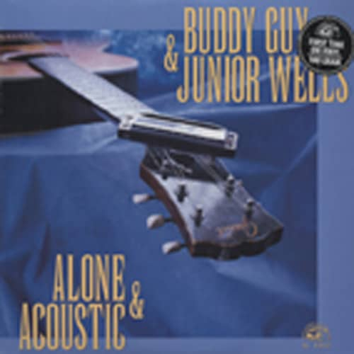 Guy, Buddy & Junior Wells Alone & Acoustic