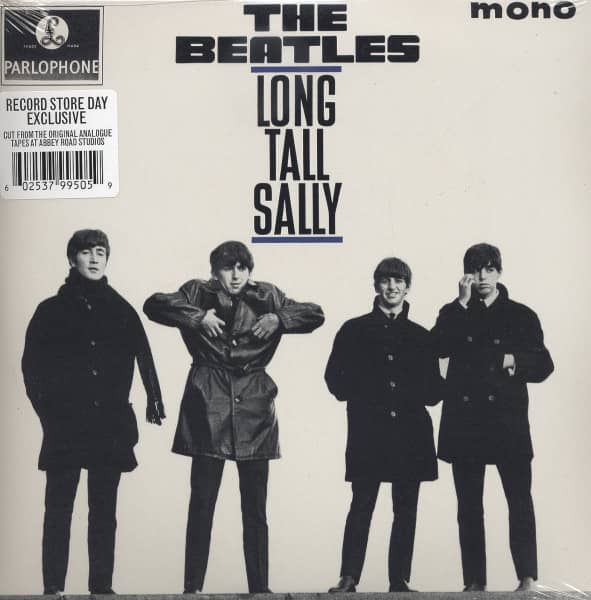 Long Tall Sally (1964) re 7inch, 45rpm, EP - picture sleeve - small center, ltd.