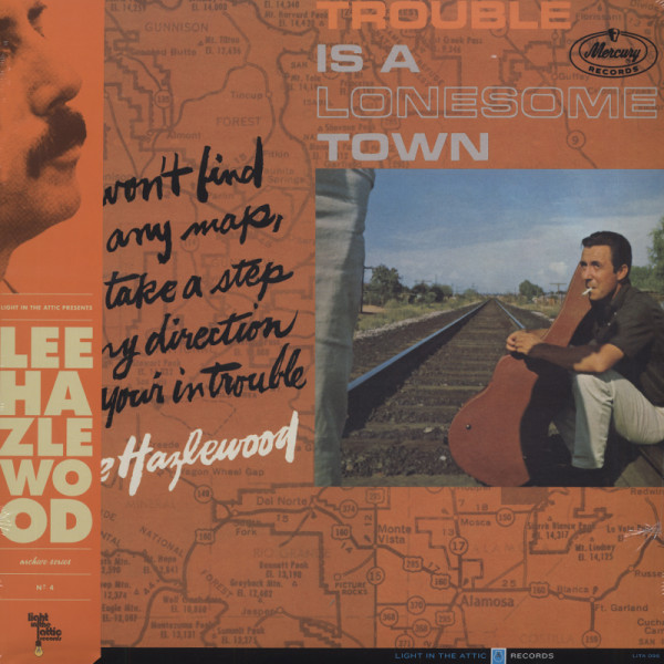 Hazlewood, Lee Trouble Is A Lonesome Town (1963)..plus 2-LP