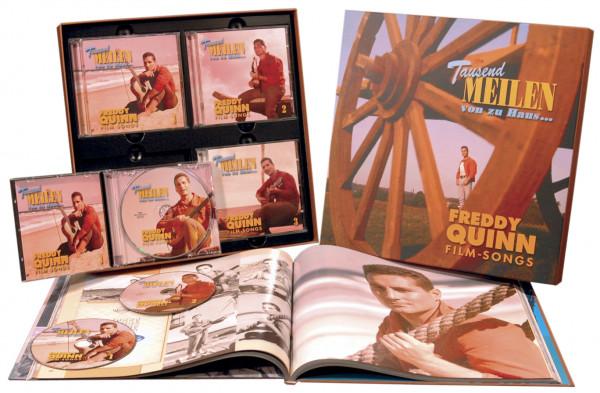 Tausend Meilen (4-CD)