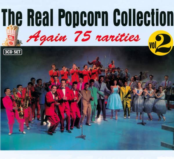 Vol.2, Real Popcorn Collection 3-CD