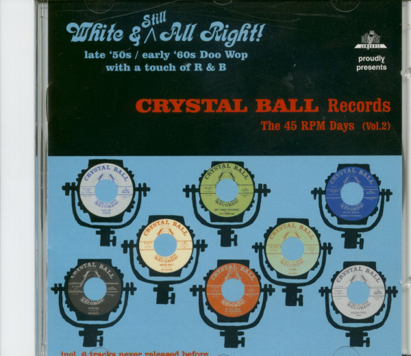 Vol.2, Crystal Ball Records - The 45 RPM Days