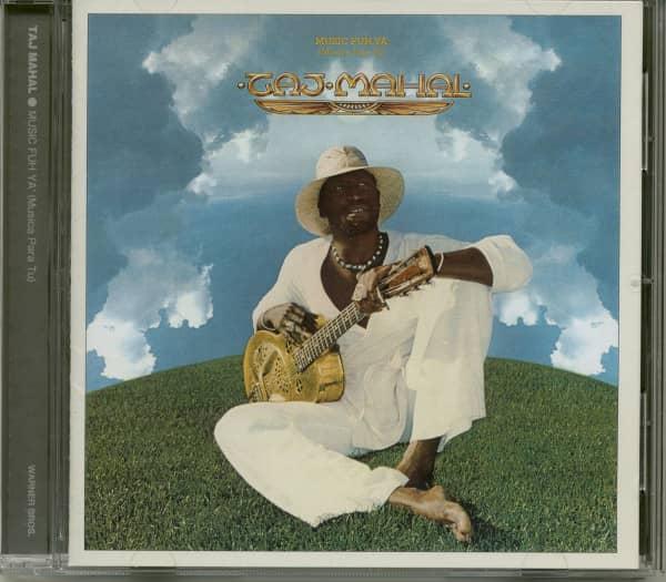 Music Fuh Ya' (CD)