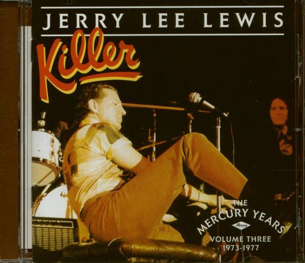 Killer - Mercury Years Vol.3 - 1973-77 (CD)