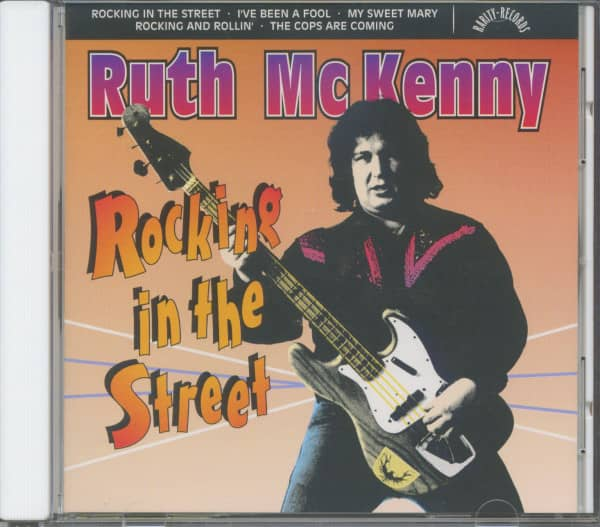 Rocking In The Street (CD)