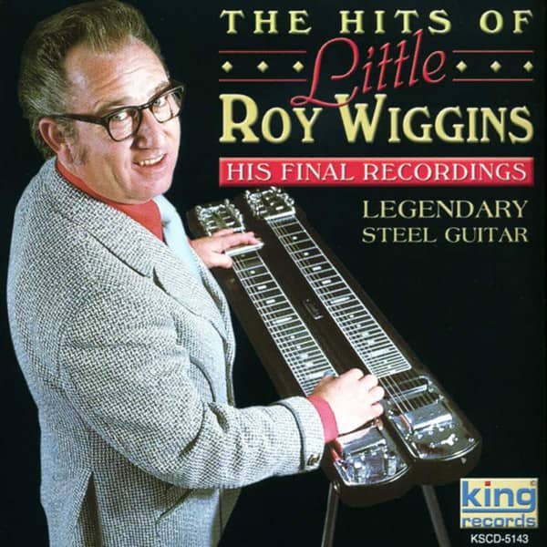 Wiggins, Little Roy His Final Recordings