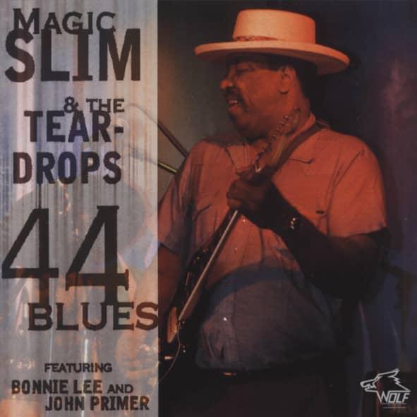 Magic Slim 44 Blues