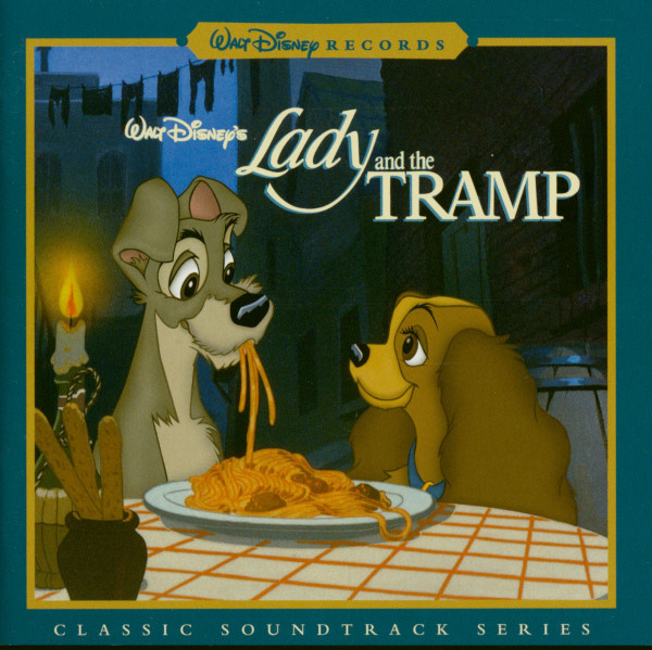 Lady And The Tramp - Classic Soundtrack Series (CD)