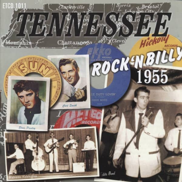 Va Tennessee Rock'N Billy 1955