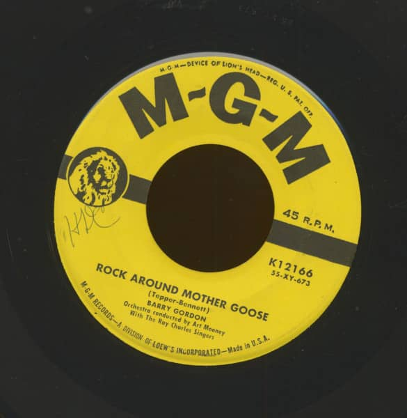 Rock Around Mother Goose - Seven (7inch, 45rpm)