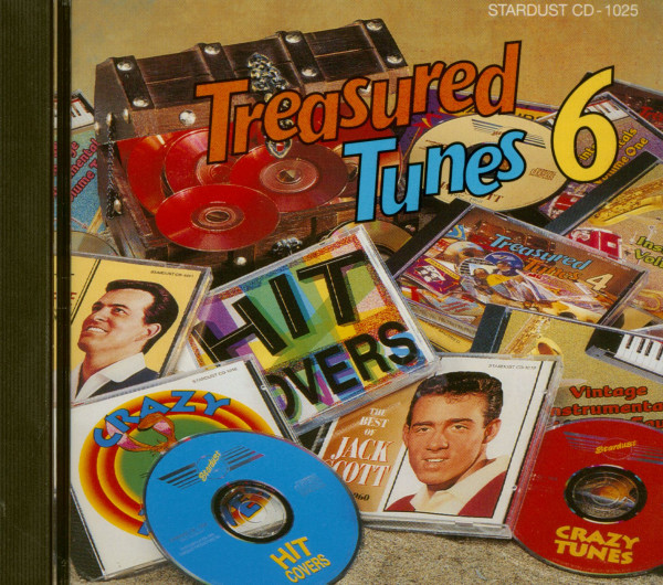 Treasured Tunes Vol.6 (CD)