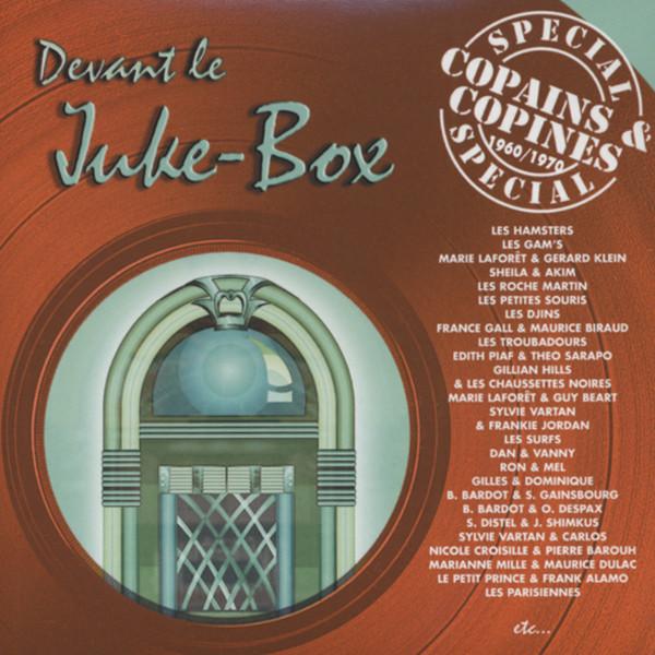 Va Devant le Juke-Box - Copains & Copines
