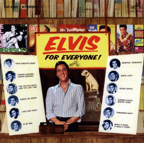 Elvis For Everyone (1965) ... plus (2-CD)