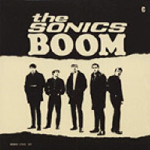Sonics Boom - Papersleeve