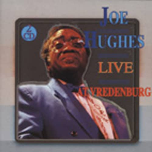 Hughes, Joe Live At Vredenburg (2-CD)