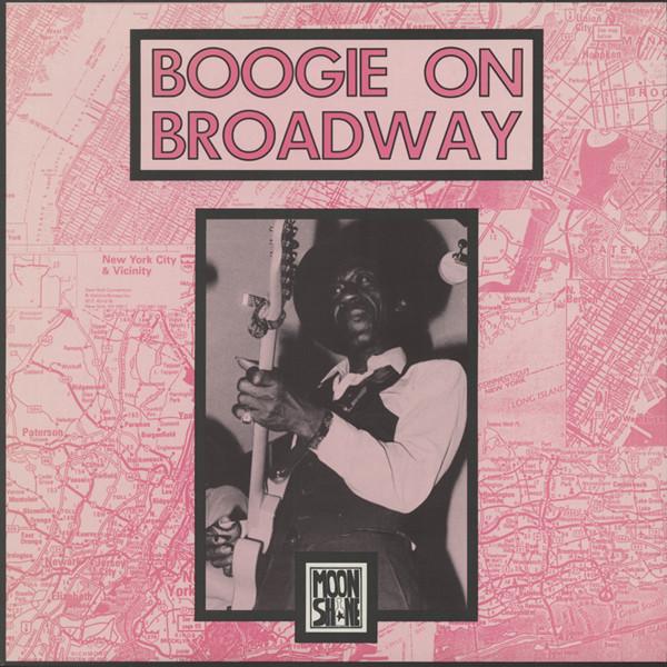 Va Boogie On Broadway