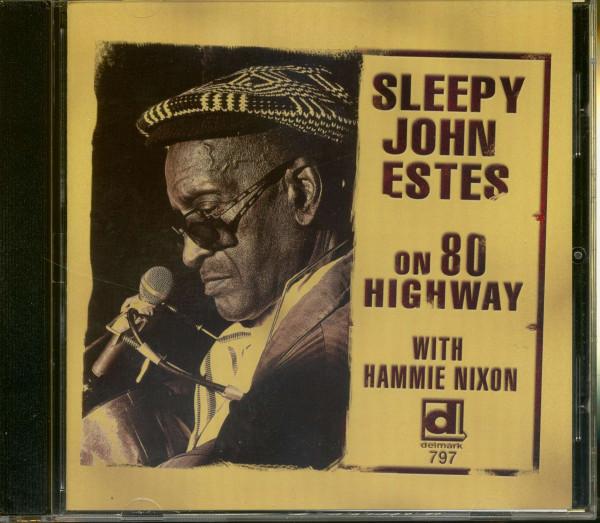 Estes, Sleepy John On 80 Highway
