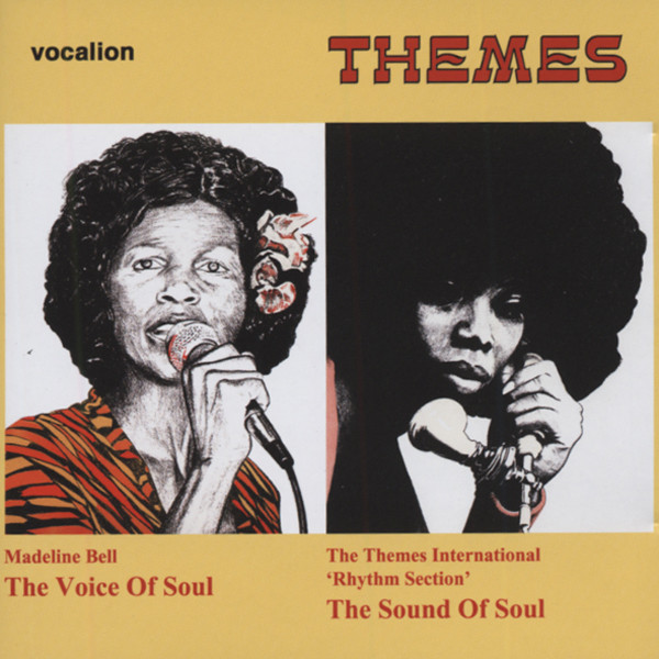 Bell, Madeline Voice Of Soul & Sound Of Soul (1976)