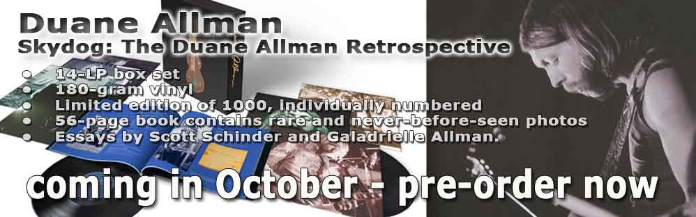 Duane Allman Retrospective