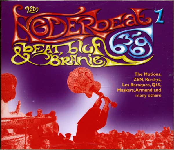 Nederbeat - Beat, Buf & Branie Vol.1 (2-CD)