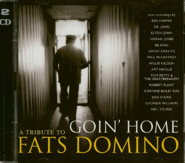 Domino (tribute), Fats Goin' Home (2-CD) EU Jewelcase