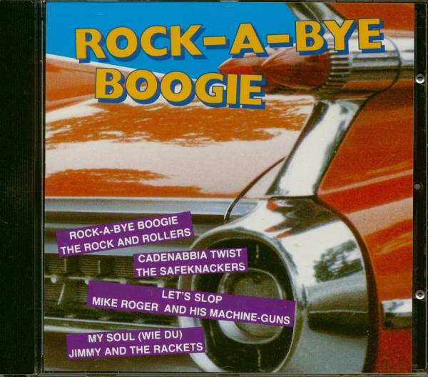 Rock-A-Bye Boogie (CD)