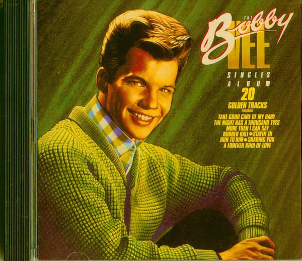 The Bobby Vee Singles Album