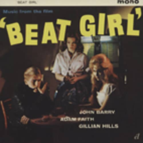 Barry, John & Others Beat Girl (1960) - Music From The Film