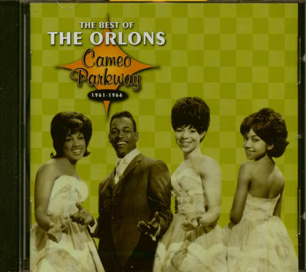 The Best Of The Orlons - Cameo Parkway 1961-1966 (CD)