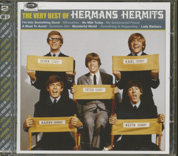 Hermans Hermits Very Best...plus (2-CD)