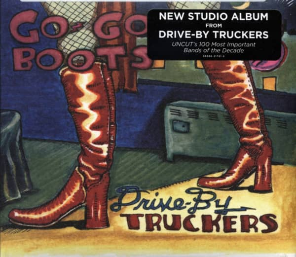 Drive By Truckers Go-Go Boots (2011)