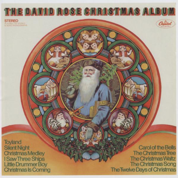 Rose, David Christmas Album (1968)