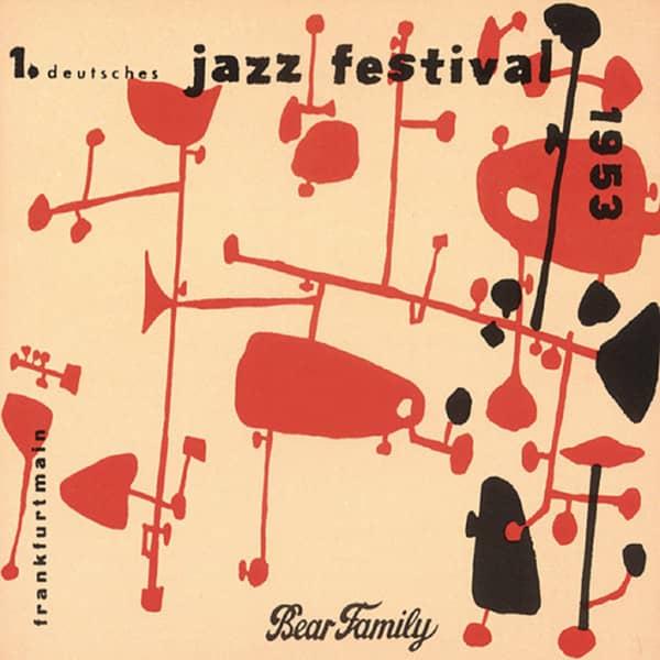 Deutsches Jazz Festival 1953, Frankfurt