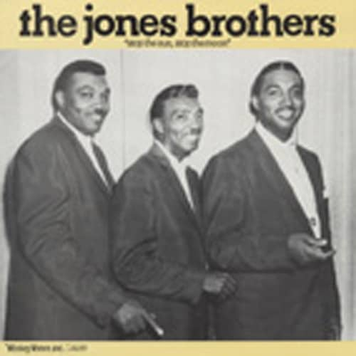 Jones Bros Stop The Sun, Stop The Moon (1945-69)