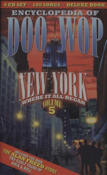 Va Vol.5, The Encyclopedia Of Doo Wop