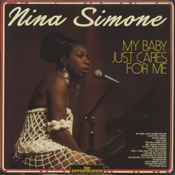 My Baby Just Cares For Me (LP)