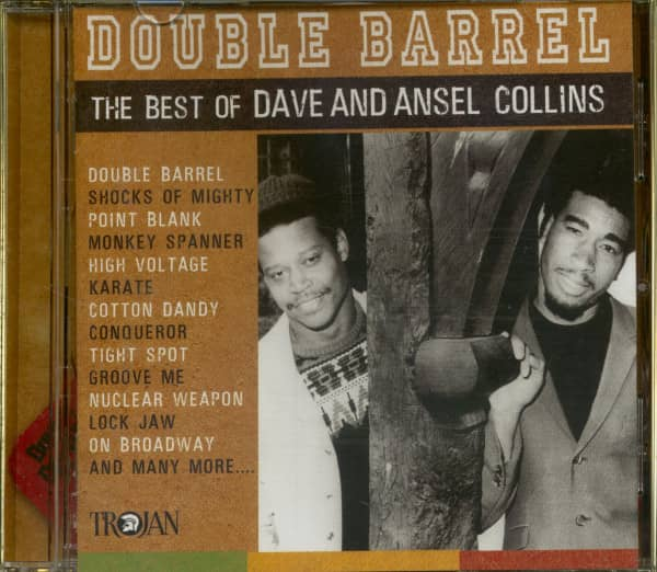 Double Barrel - Best of Dave & Ansel Collins (CD)