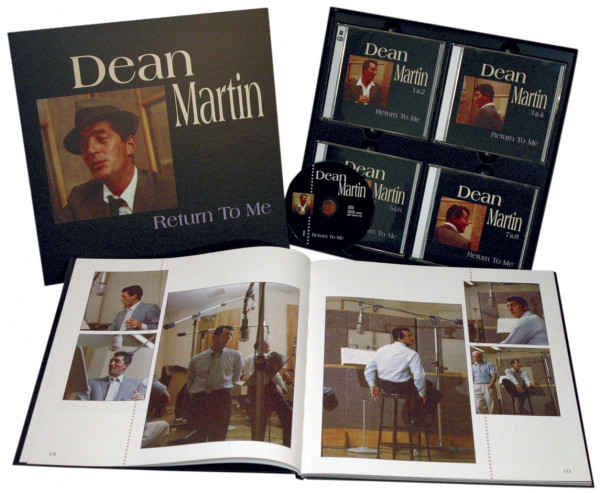 Return To Me 1956-1961 (8-CD)