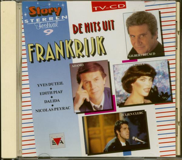 De Hits Uit Frankrijk (CD)
