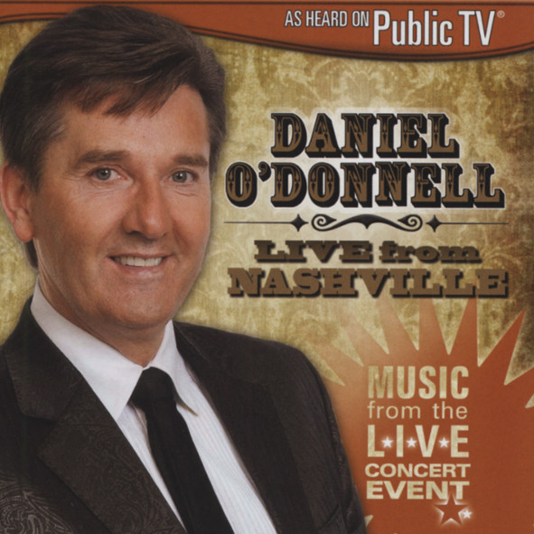 O'donnell, Daniel Live From Nashville