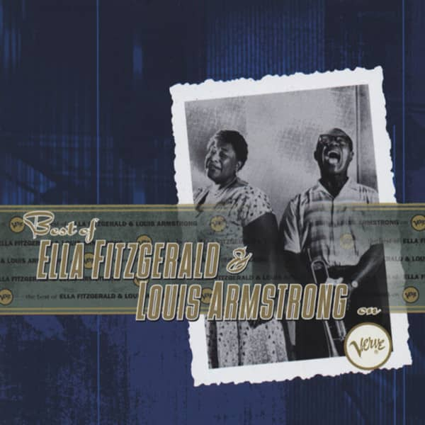 Armstrong & Fitzgerald Best Of Louis Armstrong & Ella Fitzgerald