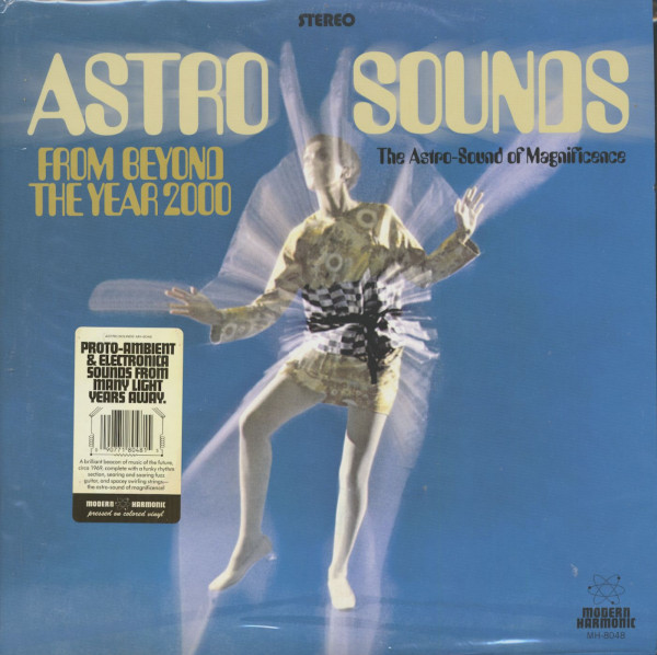 Astro Sounds From Beyond The Year 2000 (LP)