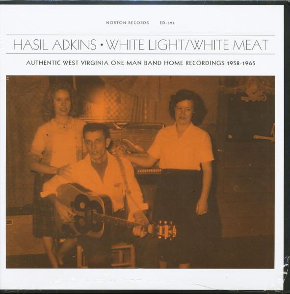 White Light - White Meat (Vinyl LP)