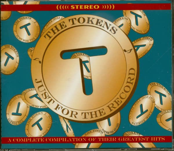 Tokens Just For The Record - A Complete Compilation Of Their Greatest Hits (2-CD)