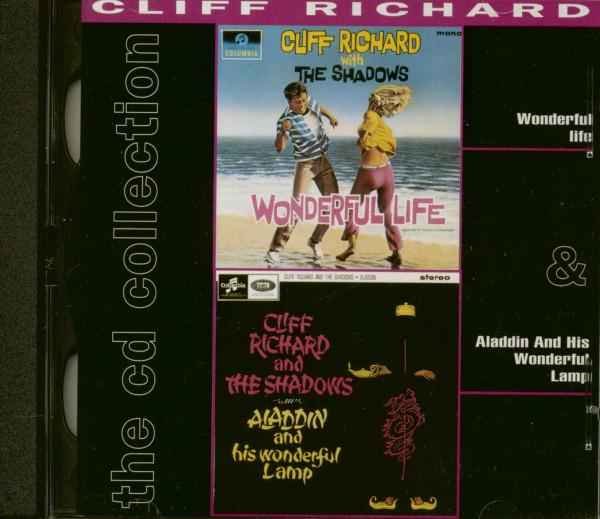 CD-Collection Vol.4 - Wonderful Life & Aladdin (2-CD)
