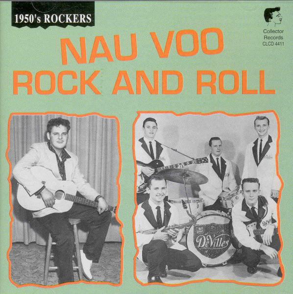 Nau-Voo Rock & Roll (CD)