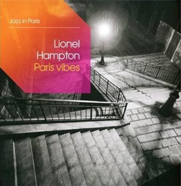 Hampton, Lionel Paris Vibes - Jazz In Paris (3-CD)